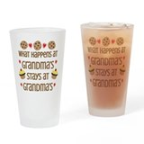 Grandma Pint Glasses