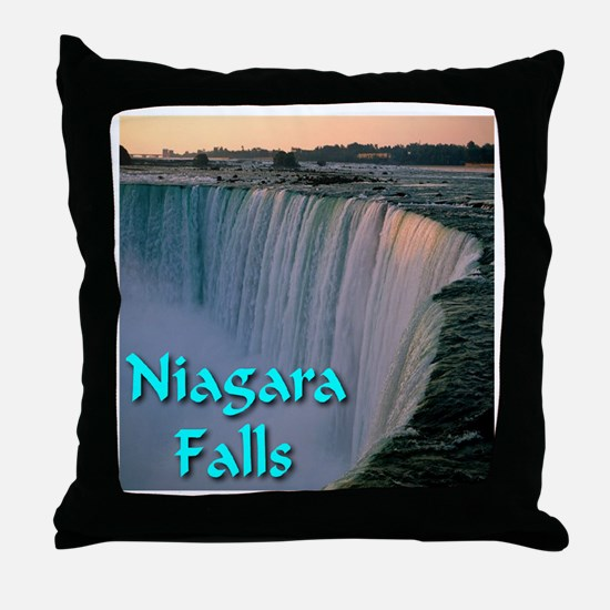 Niagara_Falls.png Throw Pillow