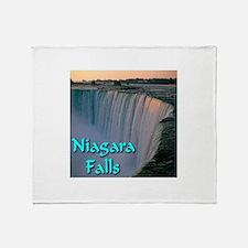 Niagara_Falls.png Throw Blanket