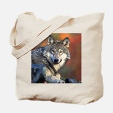 Wolf Wolves Lovers Tote Bag