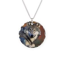 Wolf Wolves Lovers Necklace
