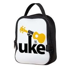 Uke Fist Neoprene Lunch Bag