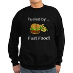 Fueled by Fast Food Sweatshirt (dark)