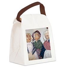 Dolls Canvas Lunch Bag