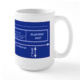 Architect Large Mugs (15 oz)