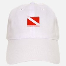Dive Cayman Islands Baseball Baseball Cap