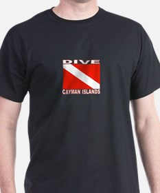 Dive Cayman Islands T-Shirt