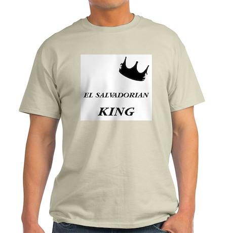 El Salvadorian King Light T-Shirt