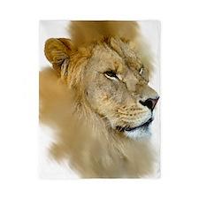 Lion Art Twin Duvet