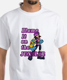 Blame It On The Jungler T-Shirt