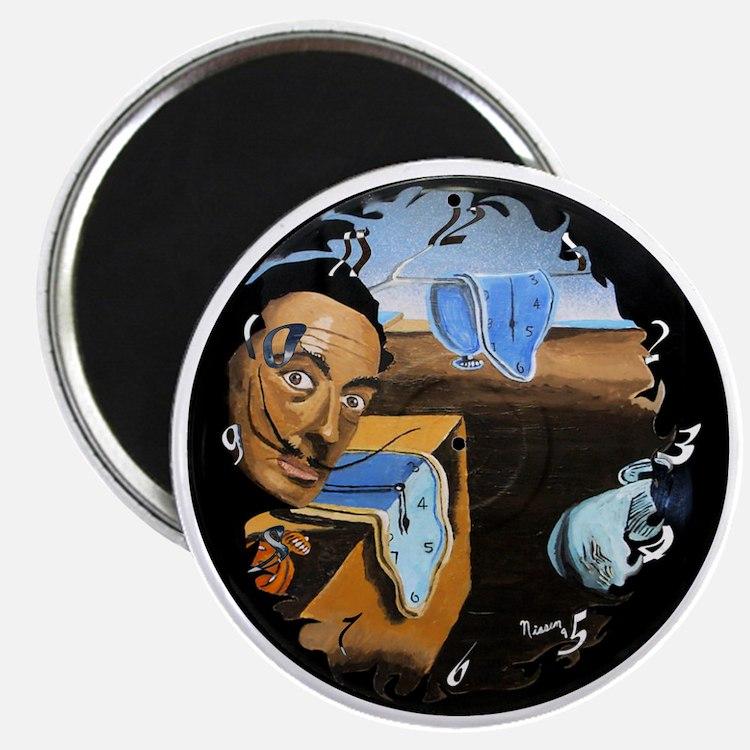Dali! on Vinyl Magnet