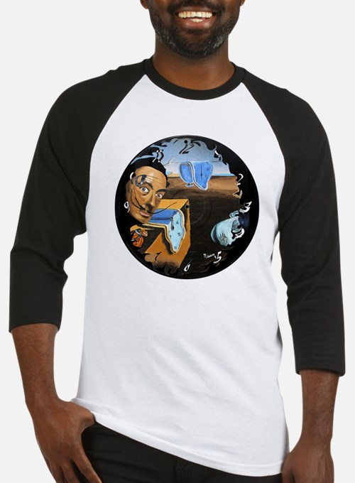 Dali! on Vinyl Baseball Jersey