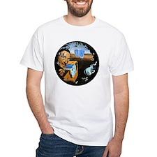 Dali! on Vinyl Shirt