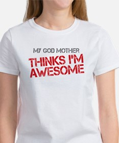 God Mother Awesome Tee