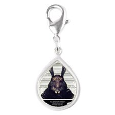 Evil Easter Bunny Rabbit SOLO Charms