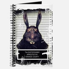Evil Easter Bunny Rabbit SOLO Journal