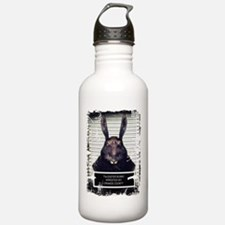 Evil Easter Bunny Rabbit SOLO Water Bottle