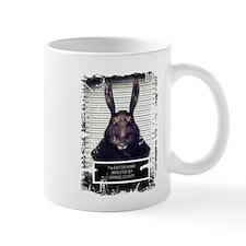 Evil Easter Bunny Rabbit SOLO Mugs