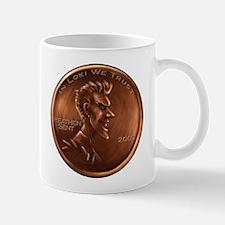Loki Heathen Cent Mug