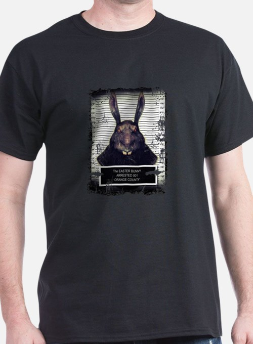 Evil Easter Bunny Rabbit SOLO T-Shirt
