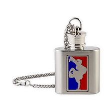 Bboy Flask Necklace