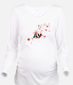 The Sopranos present Long Sleeve Maternity T-Shirt