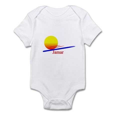 Jamar Infant Bodysuit