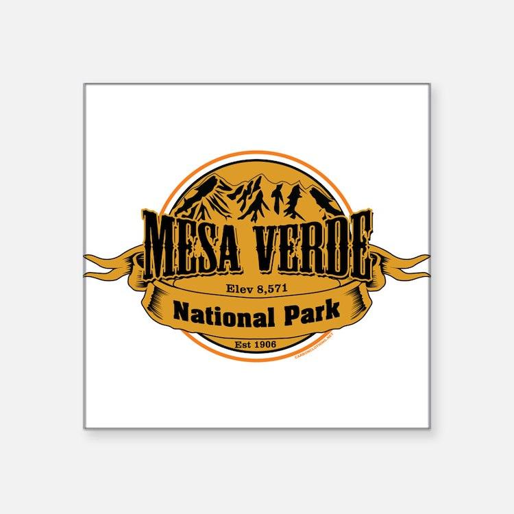 Mesa Verde, Colorado Sticker
