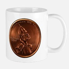 Hanuman Heathen Cent Mug