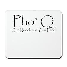 Pho Q Mousepad