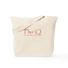 Pho Q Tote Bag