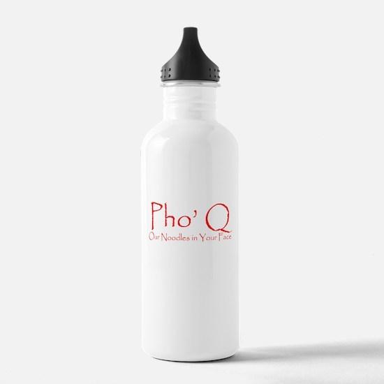 Pho Q Water Bottle
