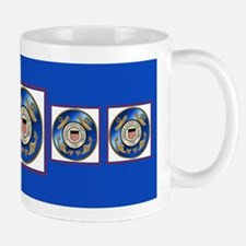 CoastGuardScarf2 Mugs
