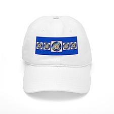 CoastGuardScarf2 Baseball Baseball Cap