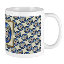 Coast Guard Scarf Mugs