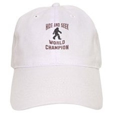 Bigfoot Hide and Seek Baseball Cap