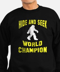 Bigfoot Hide and Seek Jumper Sweater