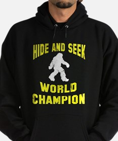 Bigfoot Hide and Seek Hoodie
