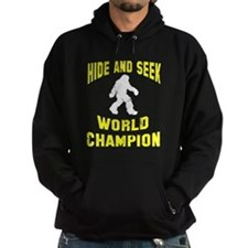 Bigfoot Hide and Seek Hoody
