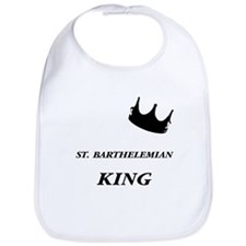 St. Barthelemian King Bib