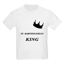 St. Barthelemian King T-Shirt