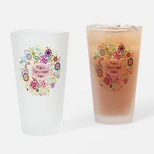 Unique Homeschool Drinking Glass