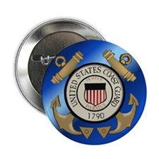 "CoastGuard2.png 2.25"" Button (100 pack)"