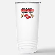 GREATEST GRANDFATHER Travel Mug