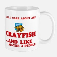 All I care about are Crayfish Mugs