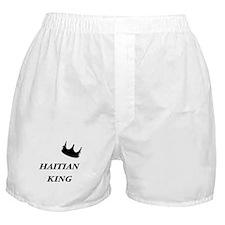 Haitian King Boxer Shorts