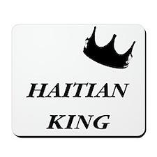 Haitian King Mousepad