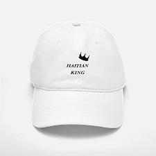 Haitian King Baseball Baseball Cap