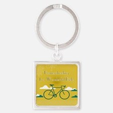 Homeschooling Wonderful Ride Keychains
