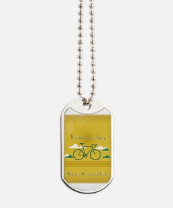 Homeschooling What a Wonderful Ride Dog Tags